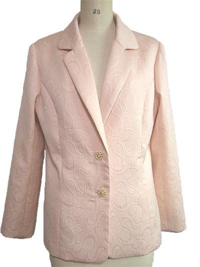 イタリー製綿ジャガードの上着