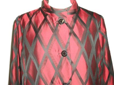 和服のコートから洋服のコート 拡大写真